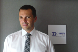 Emmanuel Aldeguer – Président de POWER SOLUTIONS FRANCE