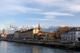 Focus : Grenoble, le champion de France des réseaux de chaleur
