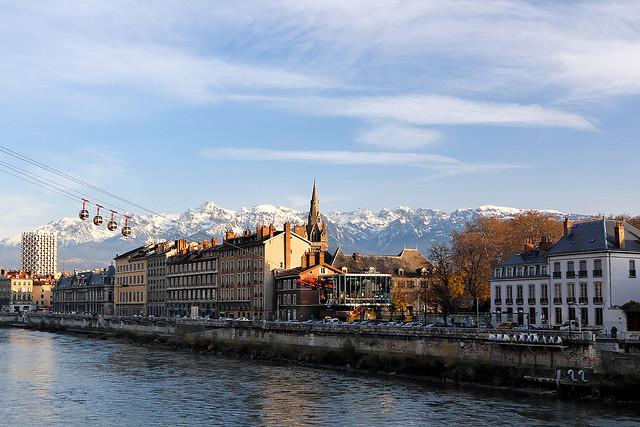Focus : Grenoble - Le champion de France des Réseaux de Chaleur