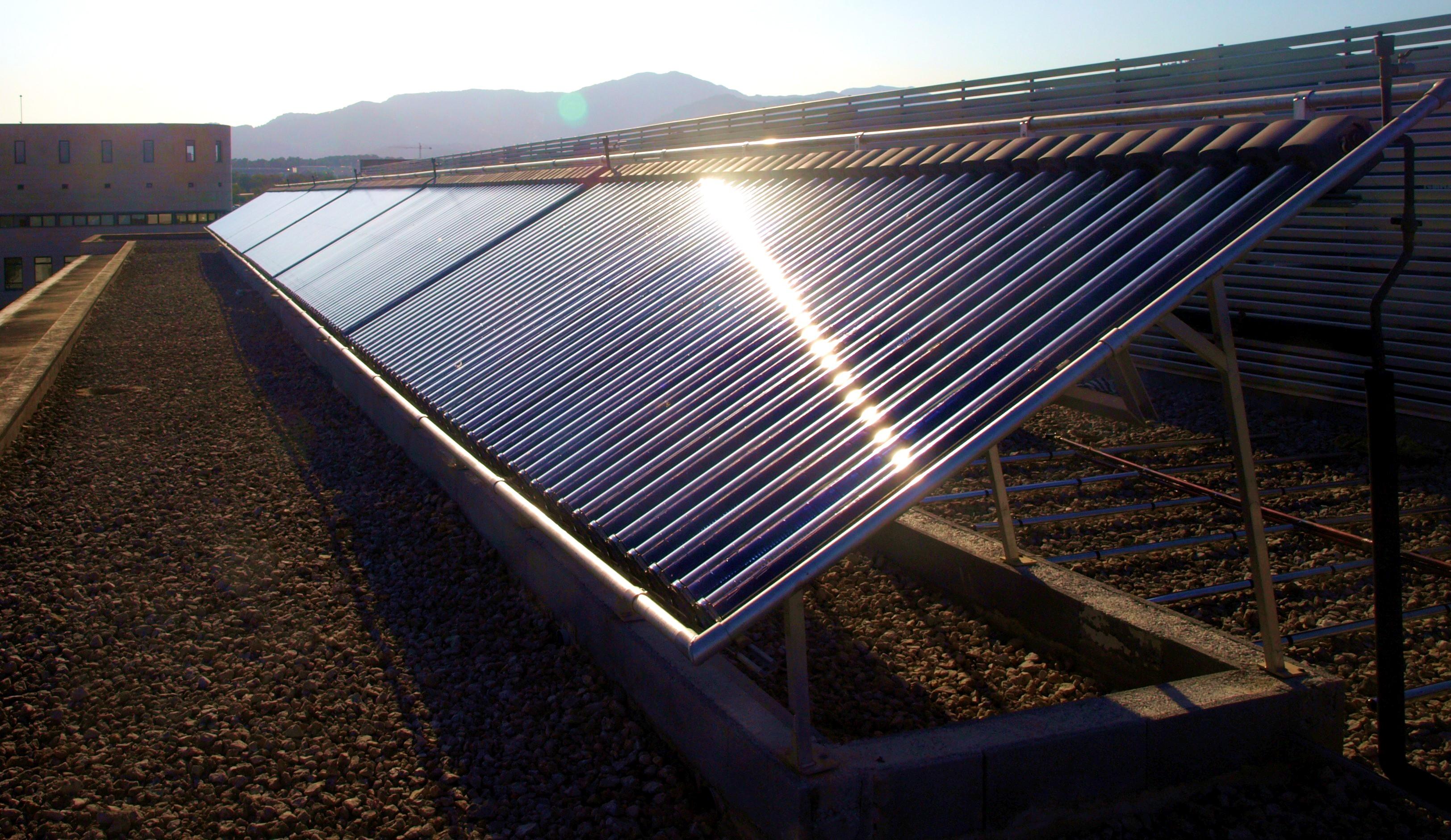 Toulouse premier r seau de chaleur nergie solaire en france dhcnews - Energie solaire en france ...
