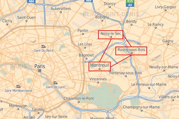 Trois villes associées pour un même réseau de chaleur géothermique - dhcnews