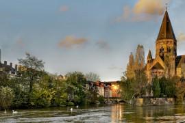 Metz : un réseau de chaleur 100 % lorrain