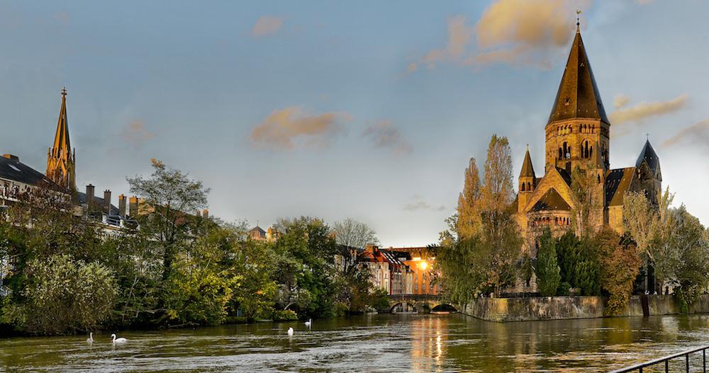 Ville de metz for Metz code postal