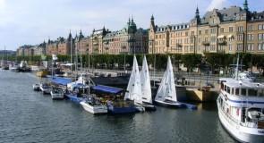 Nouvelle centrale cogénération biomasse à Stockholm