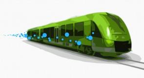 Un train à pile à combustible en Allemagne