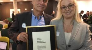 Energy Opticon gagne le South Sweden Cleantech Award