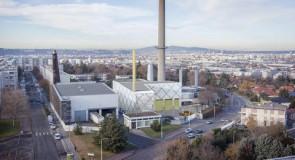 Vénissieux inaugure sa nouvelle chaufferie biomasse