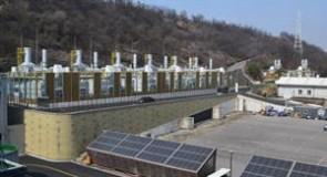 Cogénération à pile à combustible en Corée du Sud