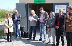 Nouvelle chaufferie biomasse à Saint-Plantaire (36)