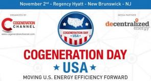 Cogeneration Day USA : une journée entièrement consacrée à la cogénération aux États-Unis