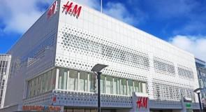 H & M : de la chaleur en brûlant des vêtements ?