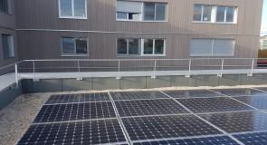Guyancourt : une résidence étudiante bénéficie d'une nouvelle unité ERS de récupération de chaleur des eaux usées associée à une installation solaire