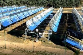 La plus grande centrale solaire à concentration de France est désormais opérationnelle