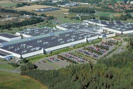 Le site Volvo devient entièrement vert grâce à un réseau de chaleur