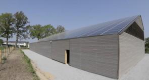 La commune de Parsac-Rimondeix a inauguré un nouveau réseau de chaleur au bois