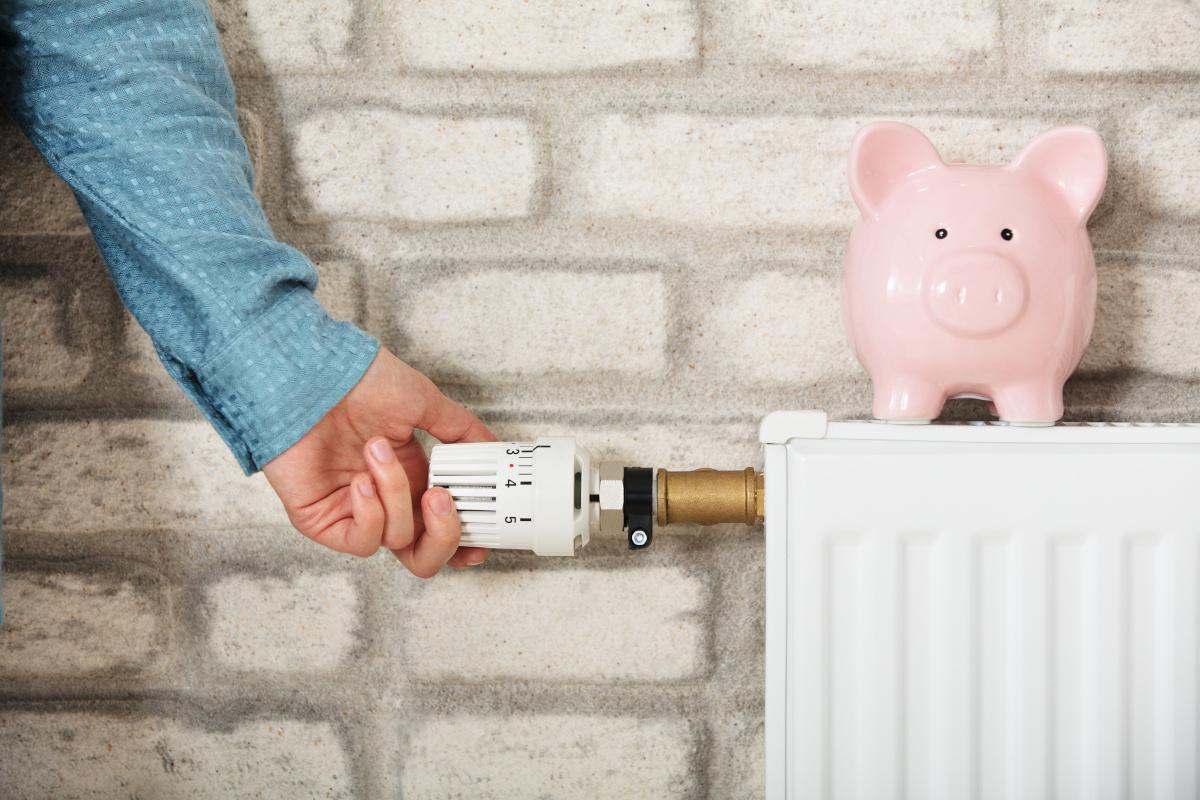 Réduction de la consommation d'énergie du chauffage
