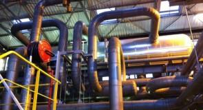Chauffage urbain : une usine de fabrication de vinyle devient un pôle énergétique