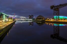 Le réseau de chauffage urbain de Clydebank exposé à Glasgow