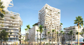 Nice Méridia : Idex Territoires va créer un réseau urbain de chaud et de froid