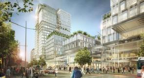 Dorsalys installe des réseaux de chauffage et de climatisation à La Défense