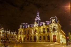 Arrivée de la chaudière à paille du chauffage urbain de Poitiers