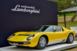 Automobili Lamborghini reconnue pour ses systèmes de chauffage urbain et de trigénération
