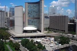 Canada – Un gigantesque projet de construction intègre un système de chauffage et de refroidissement à faible émission carbone