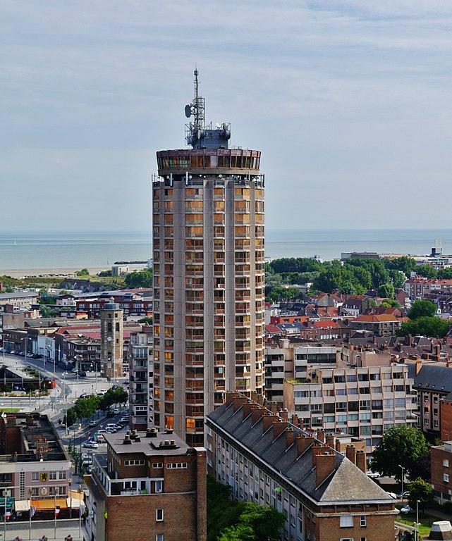 Dunkerque - La rue de Strasbourg partiellement coupée à la circulation