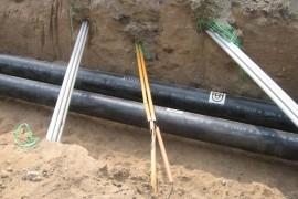 Modernisation du réseau de chaleur de Cergy-Pontoise
