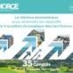 """35e Congrès annuel d'AMORCE –  """"La relance économique pour atteindre les objectifs de transition écologique des territoires"""""""