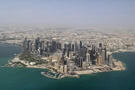 La réduction des émissions CO2 du Qatar passe par le refroidissement urbain